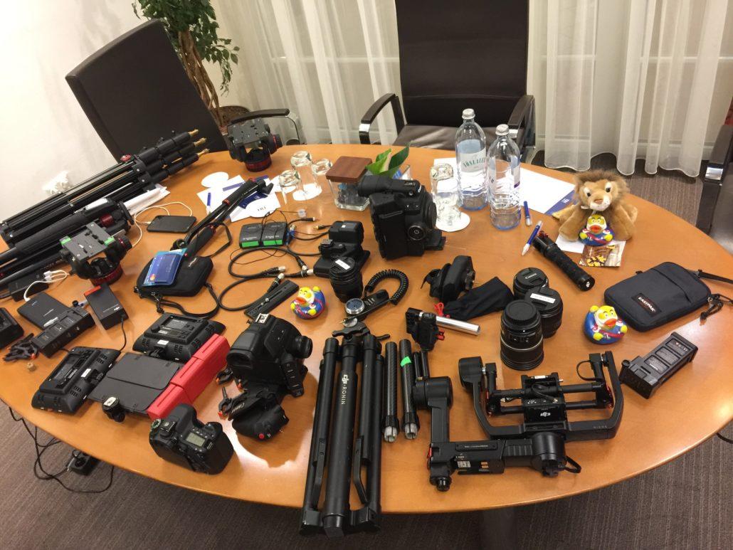 produzione video eventi