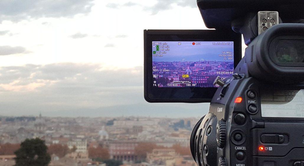 video promozionale Accent Roma