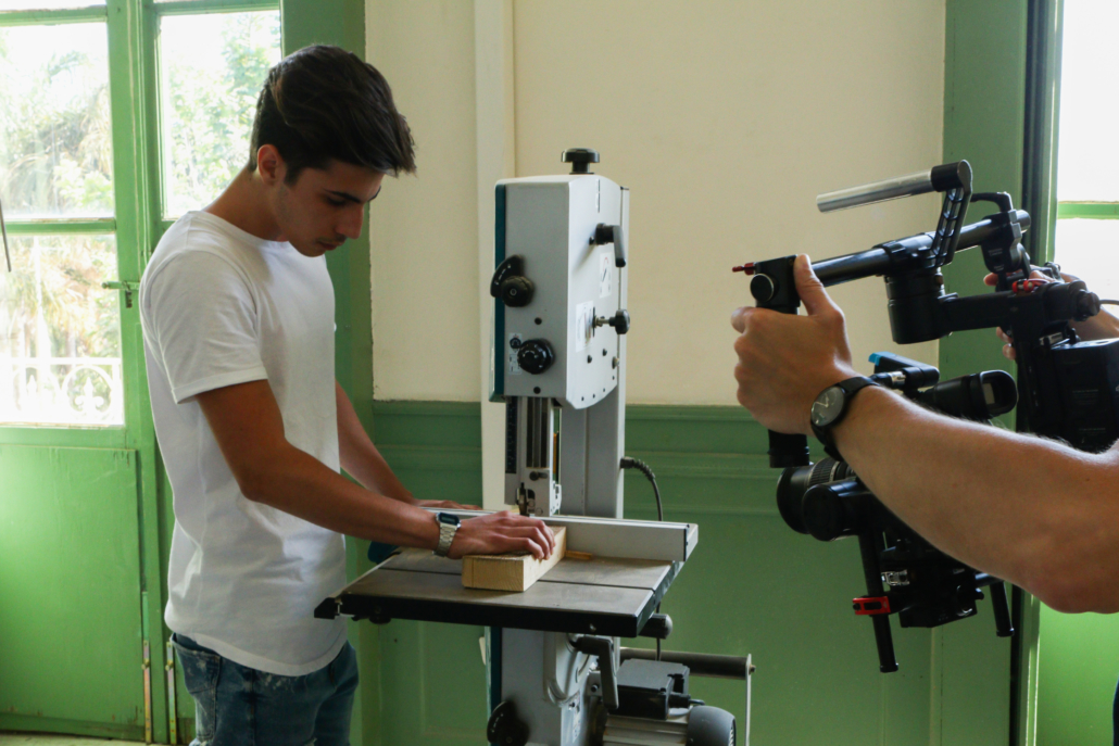 video promozionale scolastico promotional video for school
